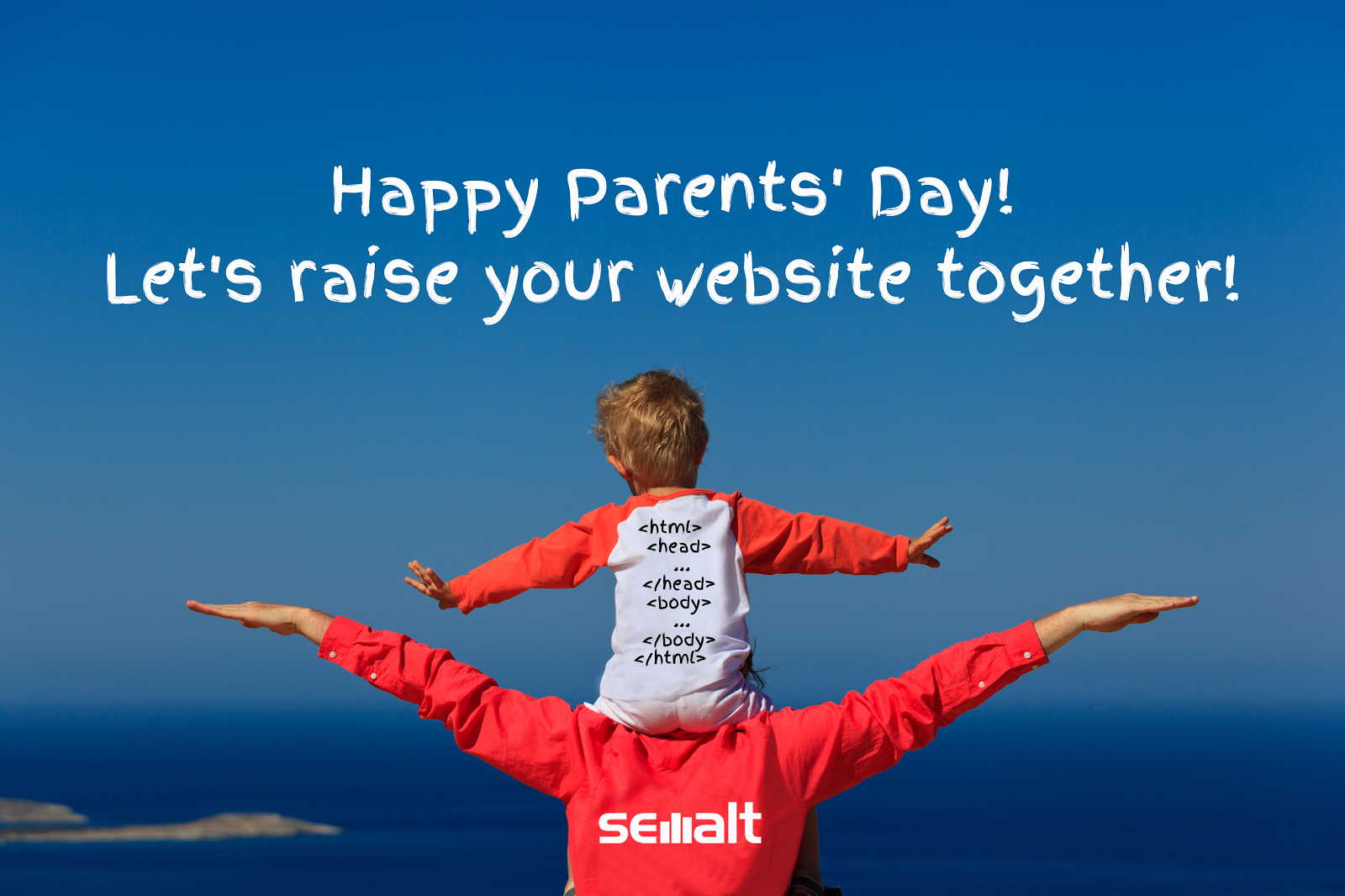 Happy Parents' Day!