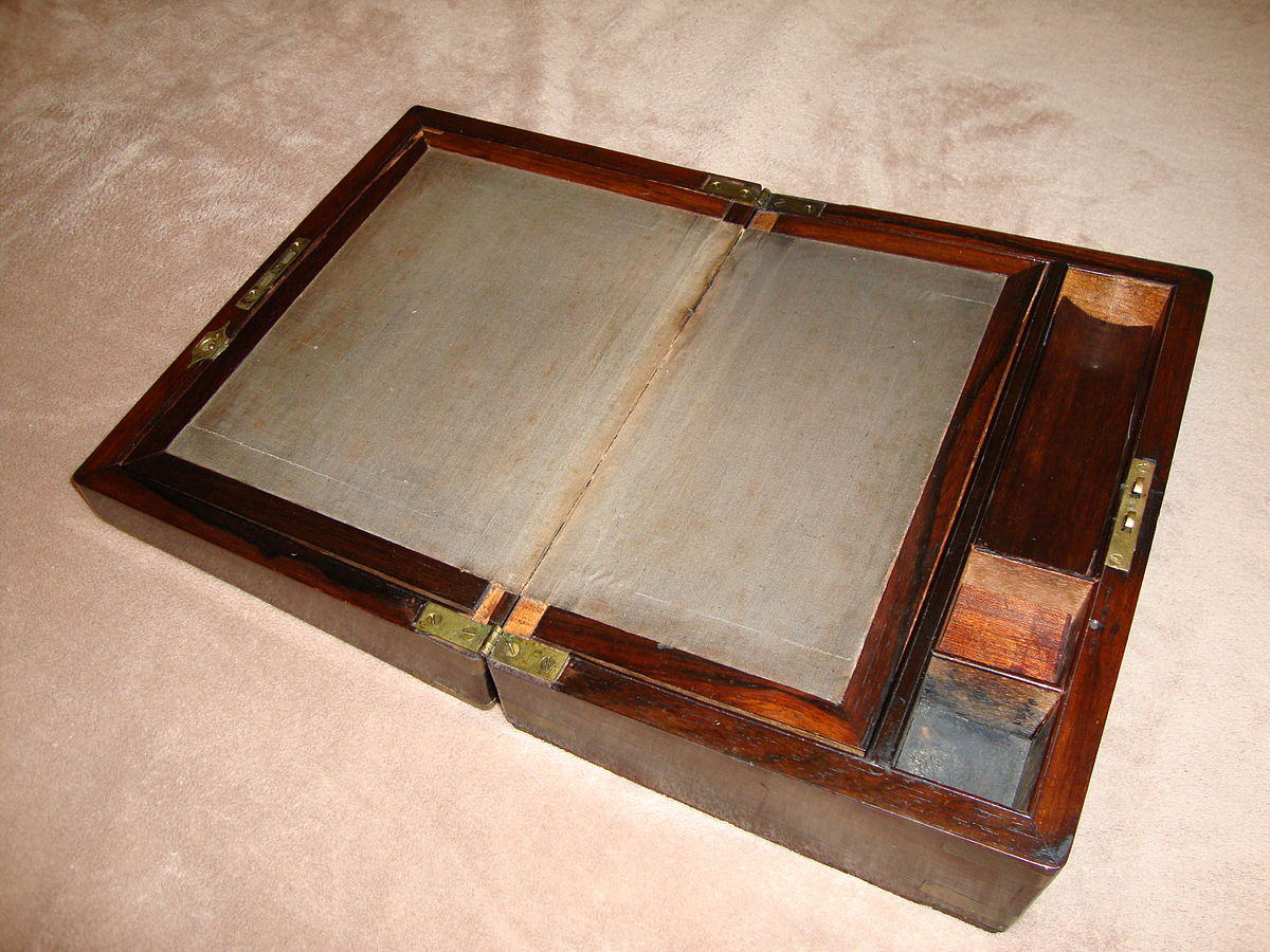 Declaration of Independence writing desk