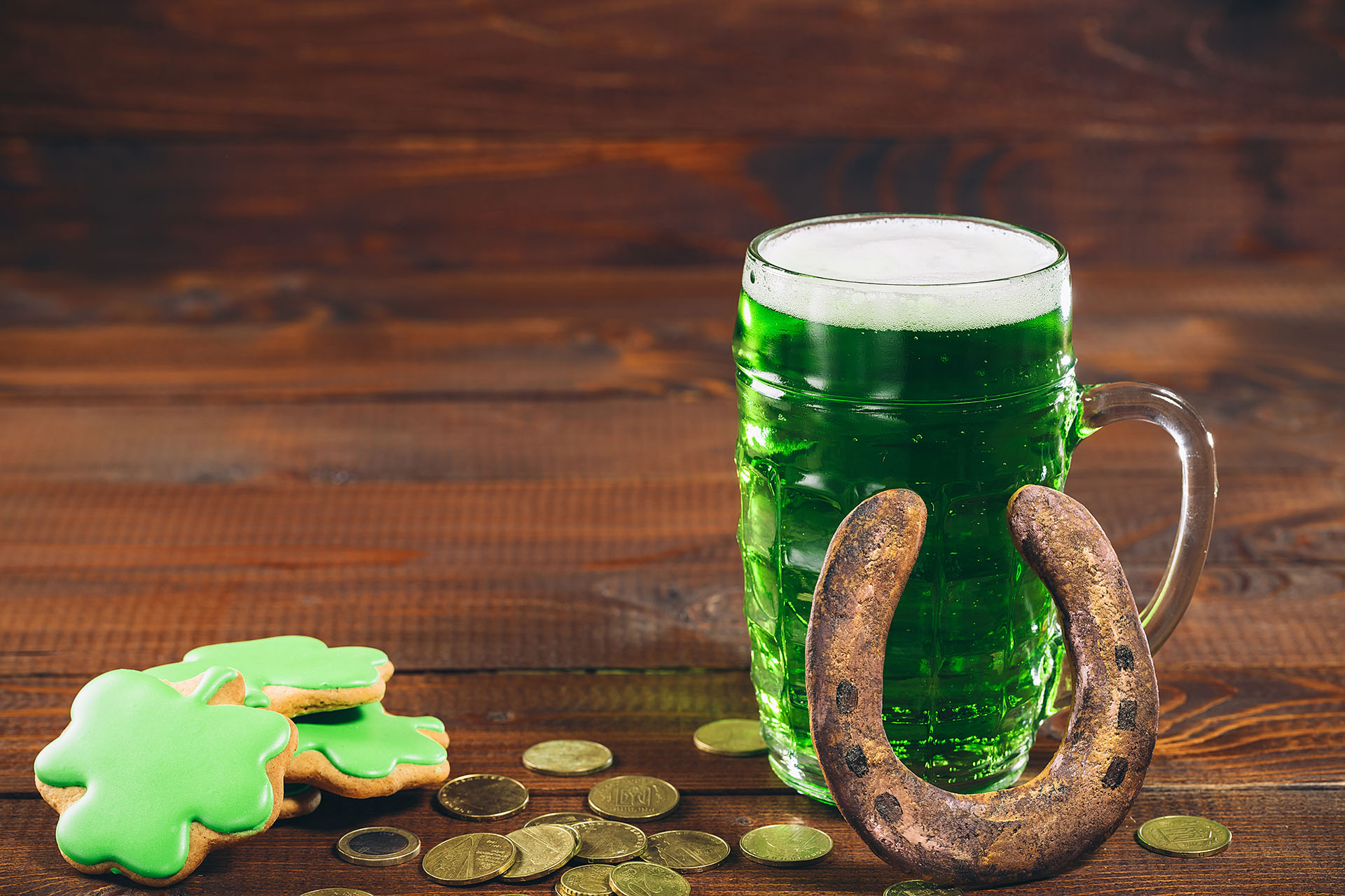 St.Patrick's Day Discounts