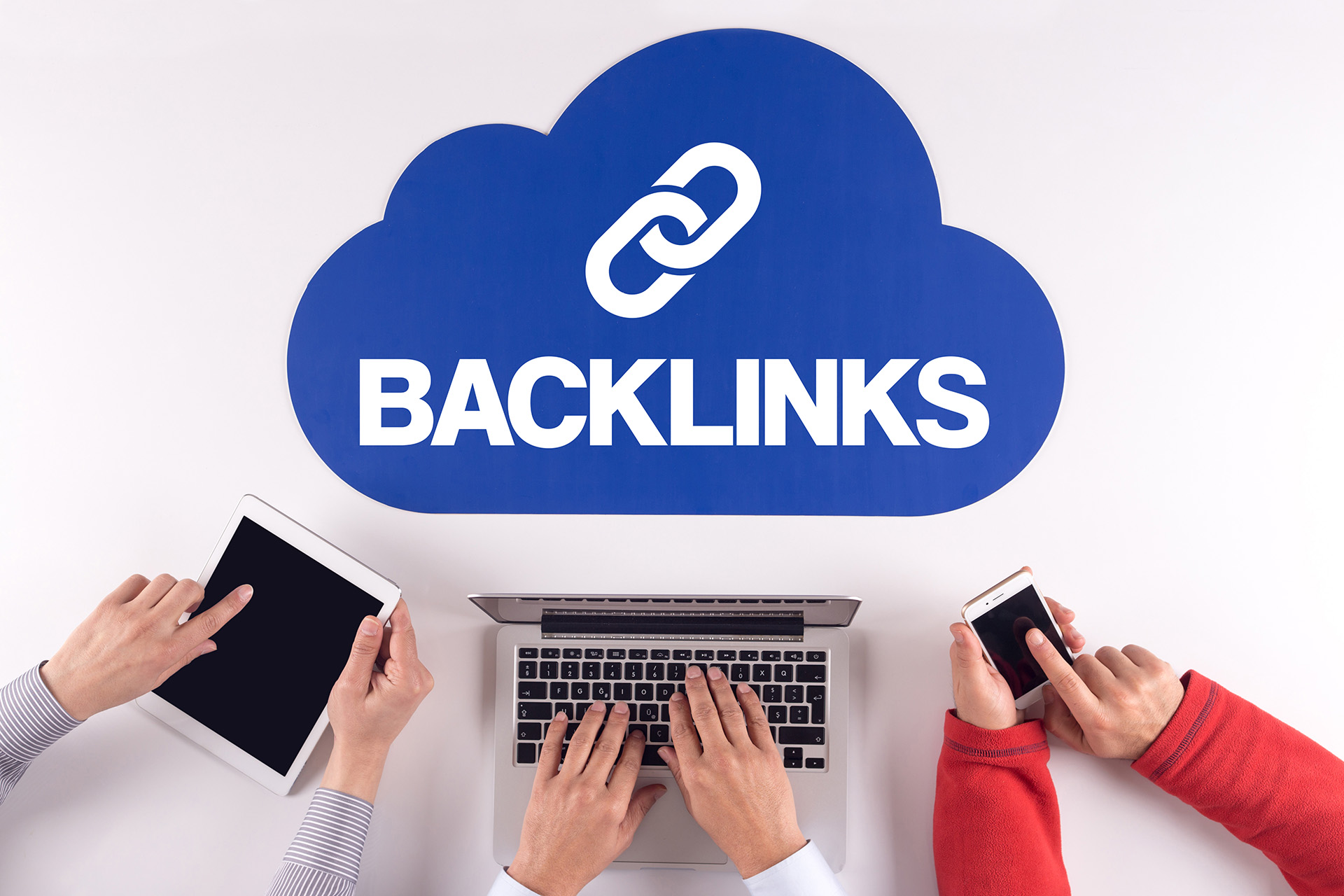 using backlinks